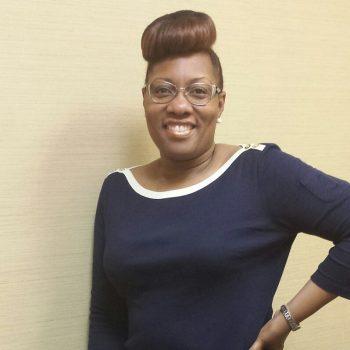 Photo of Deirdre Garrett-Scott, MPA, Director, Long Term Care Ombudsman Program (LTCOP) at CIDNY