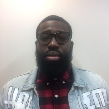 Photo of Antoine Baker, Rapid Housing Specialist at CIDNY