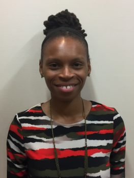 Photo of Samantha Johnson, Education and Outreach Coordinator, NY Connects Program at CIDNY