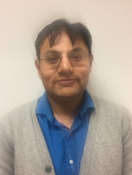 Photo of Jorge Gomez, Housing Specialist at CIDNY