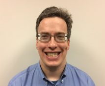 Image of CIDNY staff member Shain Anderson