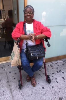 Gloria's Story: Volunteering at CIDNY Image