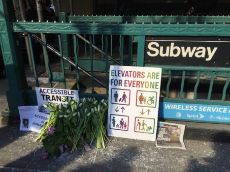 In Light of Tragedy, Demand Subway Accessibility Now Image
